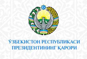 (Русский) О подготовке и проведении празднования 27-летия государственной независимости Республики Узбекистан